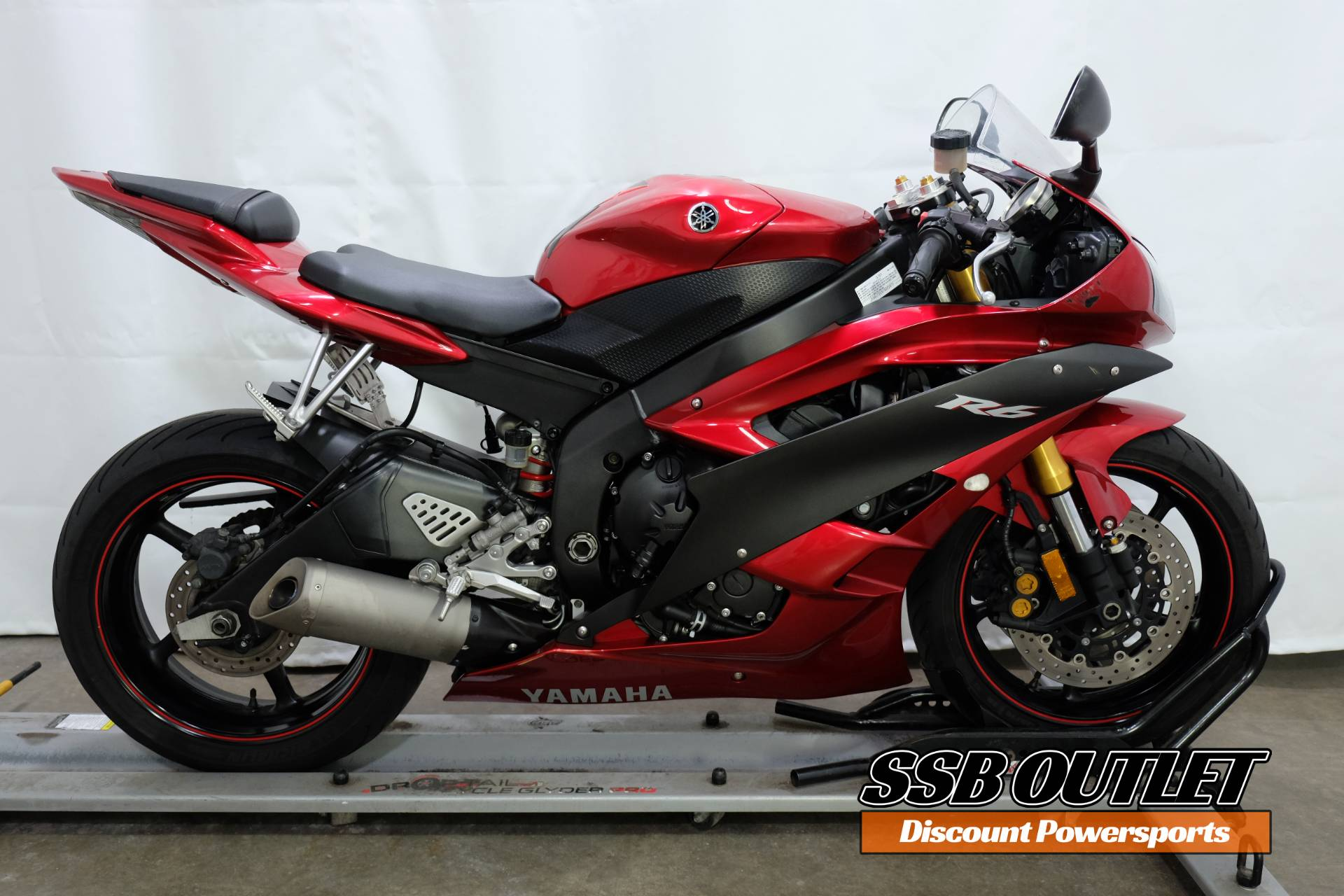 2007 Yamaha YZF-R6 for sale 146943