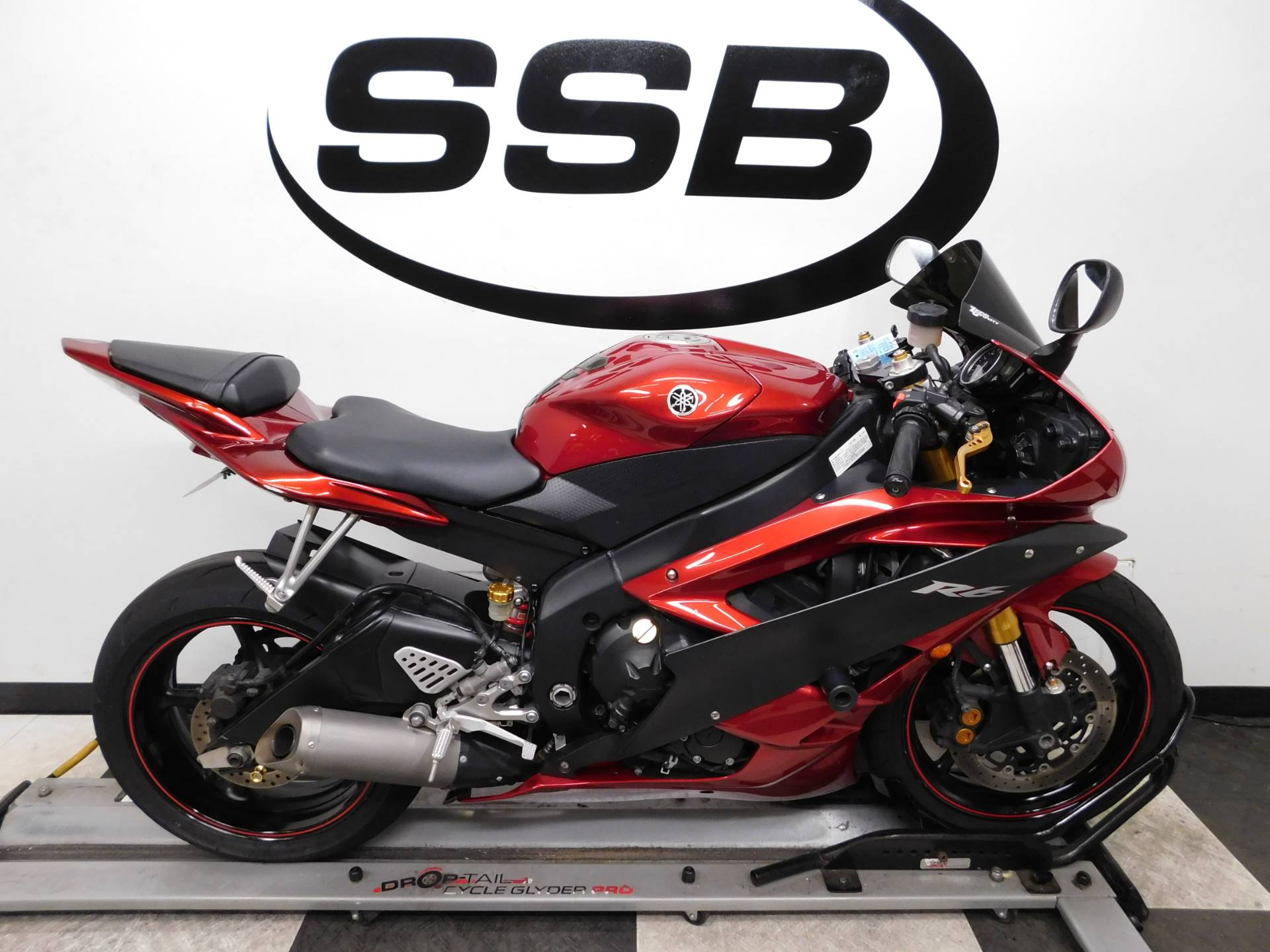 2007 Yamaha YZF-R6 for sale 118859