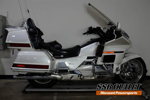 1999 Honda Gold Wing 1500 in Eden Prairie, Minnesota - Photo 1