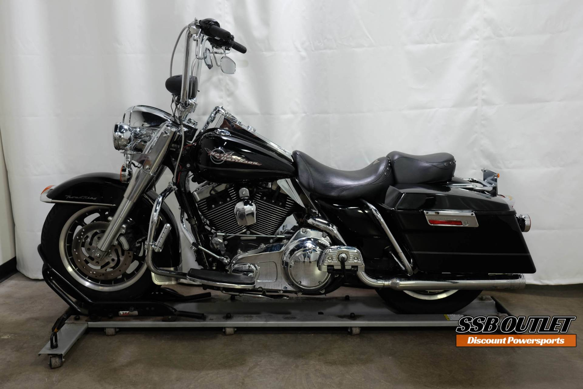 2007 Harley-Davidson Road King® in Eden Prairie, Minnesota - Photo 4