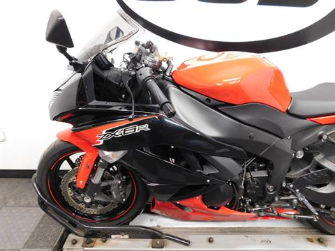 2012 Kawasaki Ninja® ZX™-6R in Eden Prairie, Minnesota - Photo 20