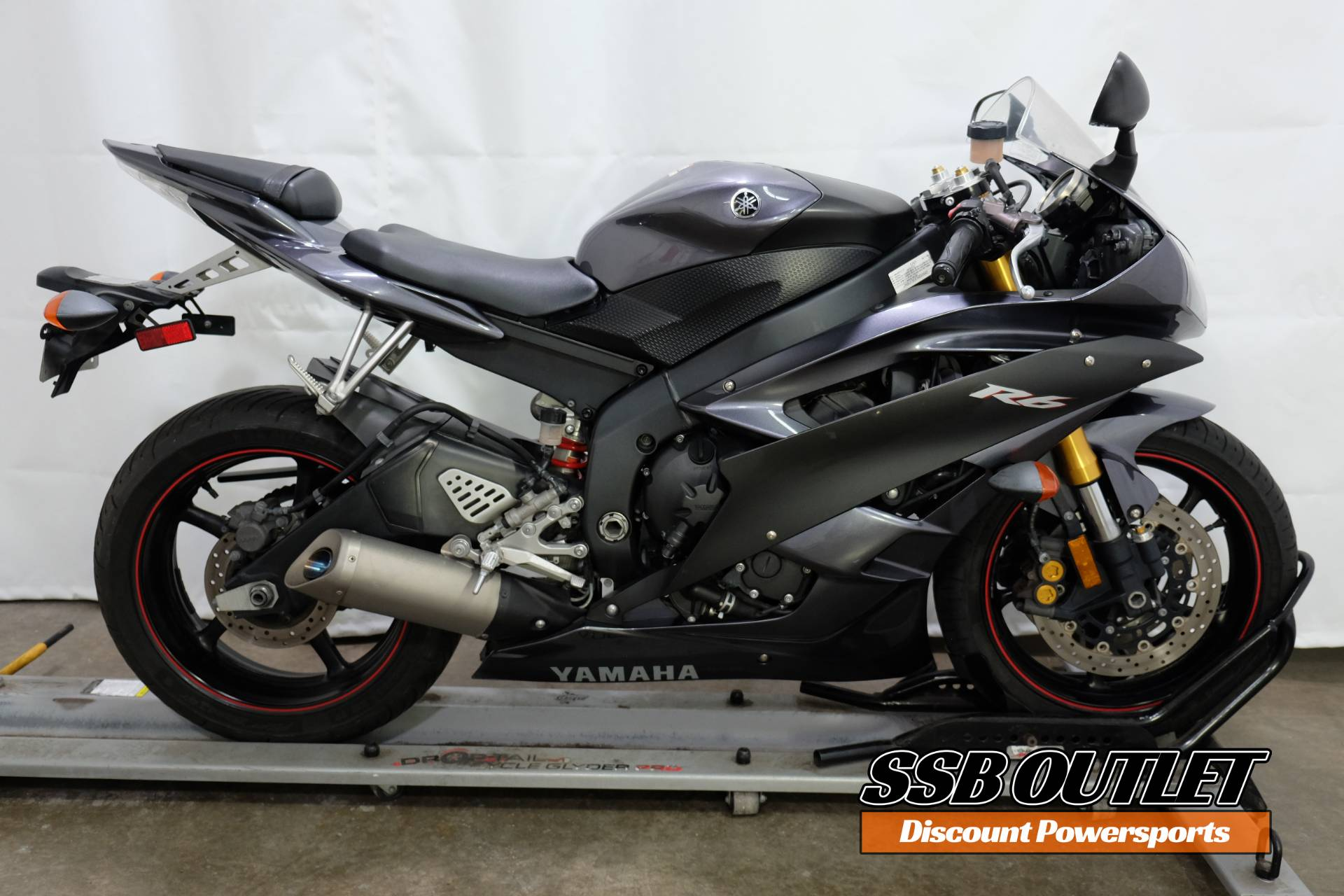 2007 Yamaha YZF-R6 for sale 146828