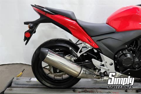 2014 Honda CBR®500R in Eden Prairie, Minnesota - Photo 14