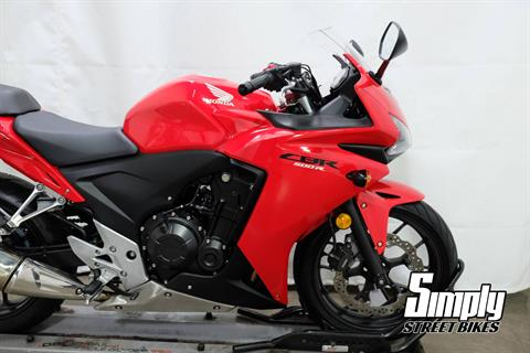 2014 Honda CBR®500R in Eden Prairie, Minnesota - Photo 16
