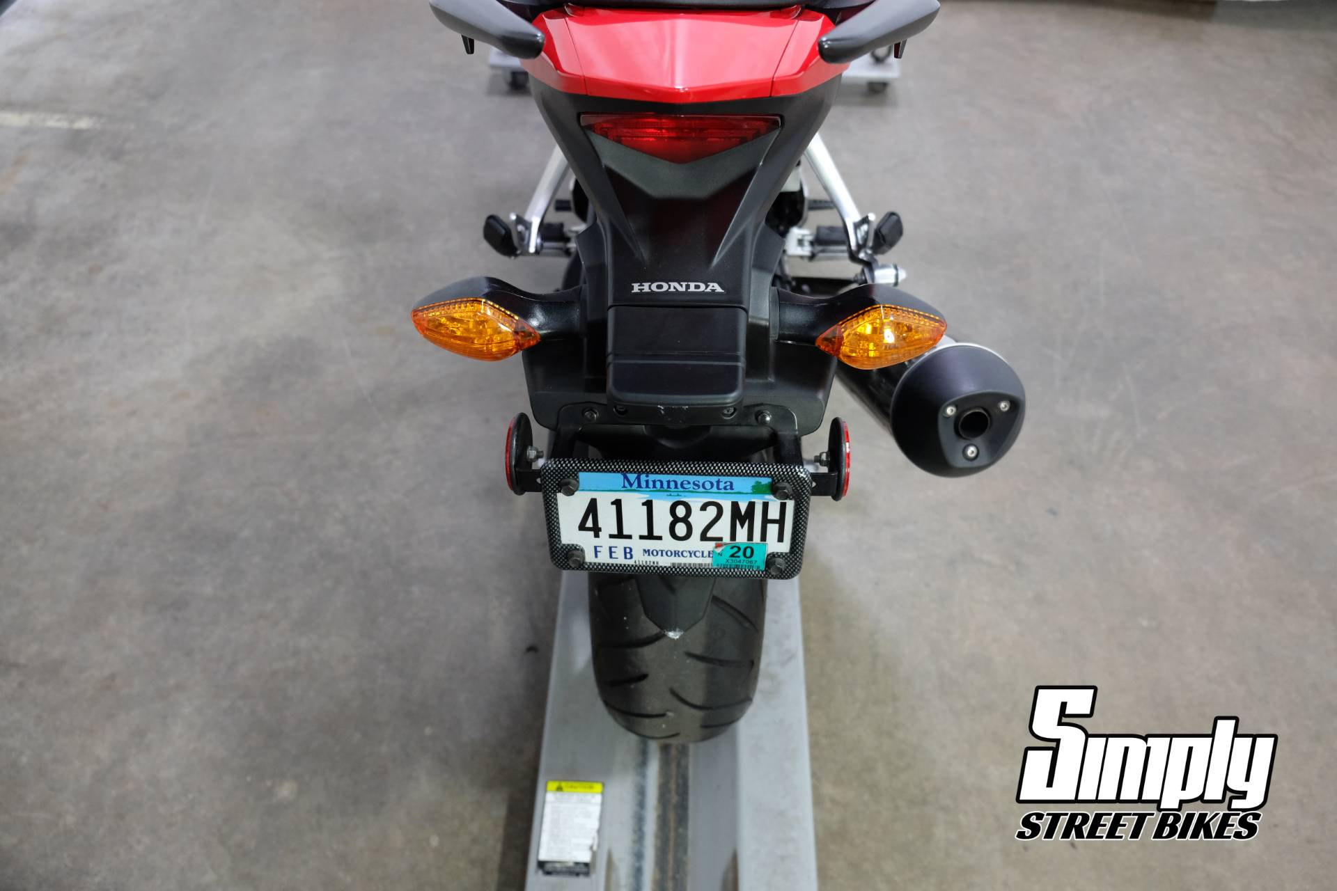 2014 Honda CBR®500R in Eden Prairie, Minnesota - Photo 22