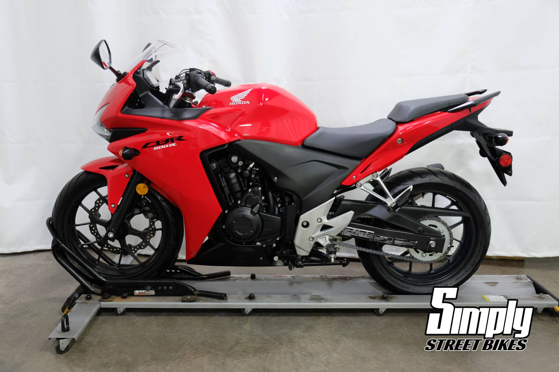 2014 Honda CBR®500R in Eden Prairie, Minnesota - Photo 5