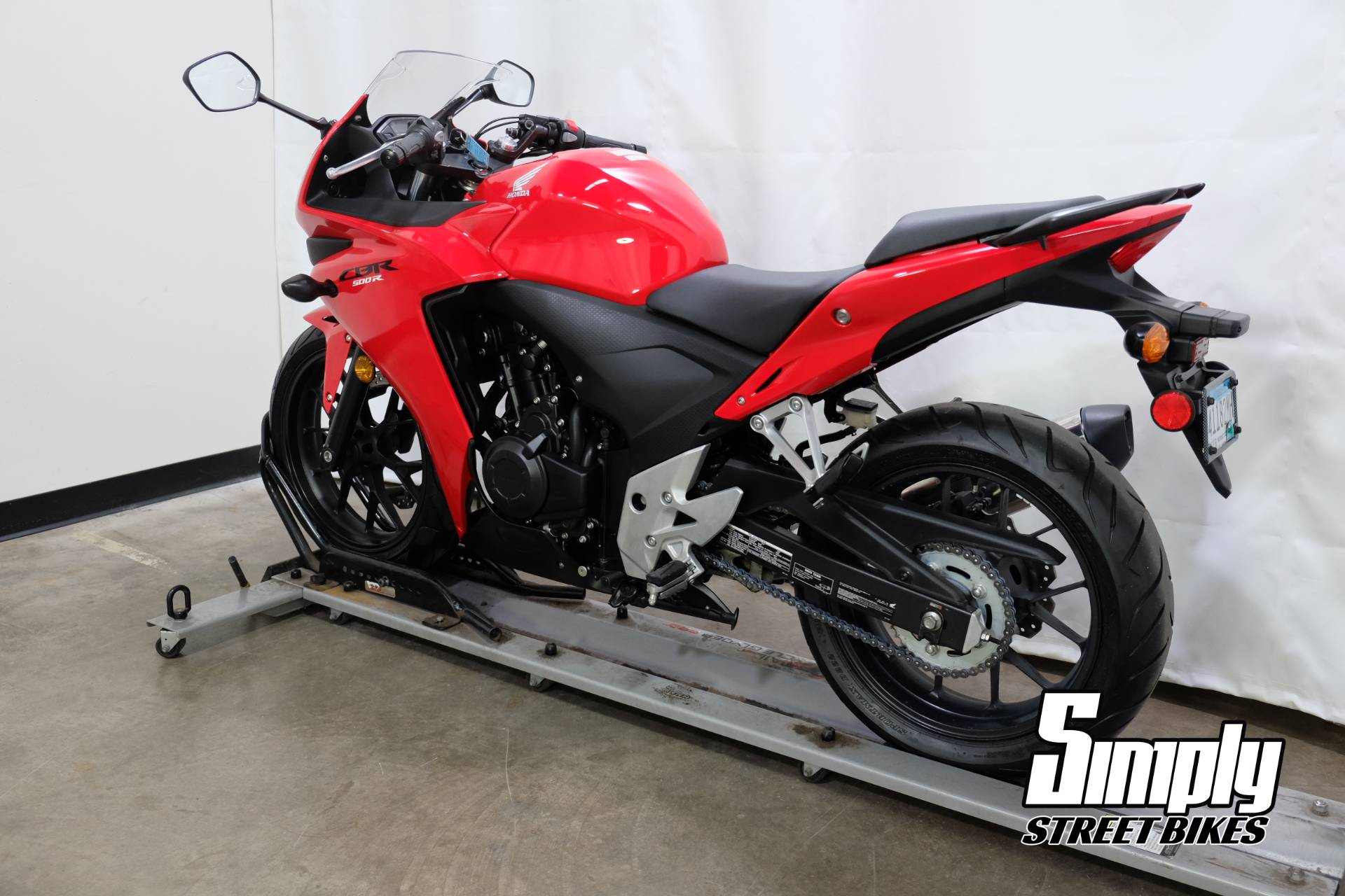 2014 Honda CBR®500R in Eden Prairie, Minnesota - Photo 6