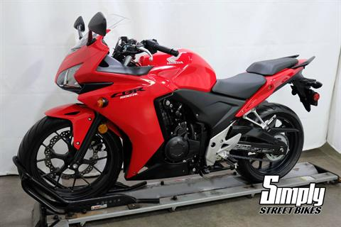 2014 Honda CBR®500R in Eden Prairie, Minnesota - Photo 4
