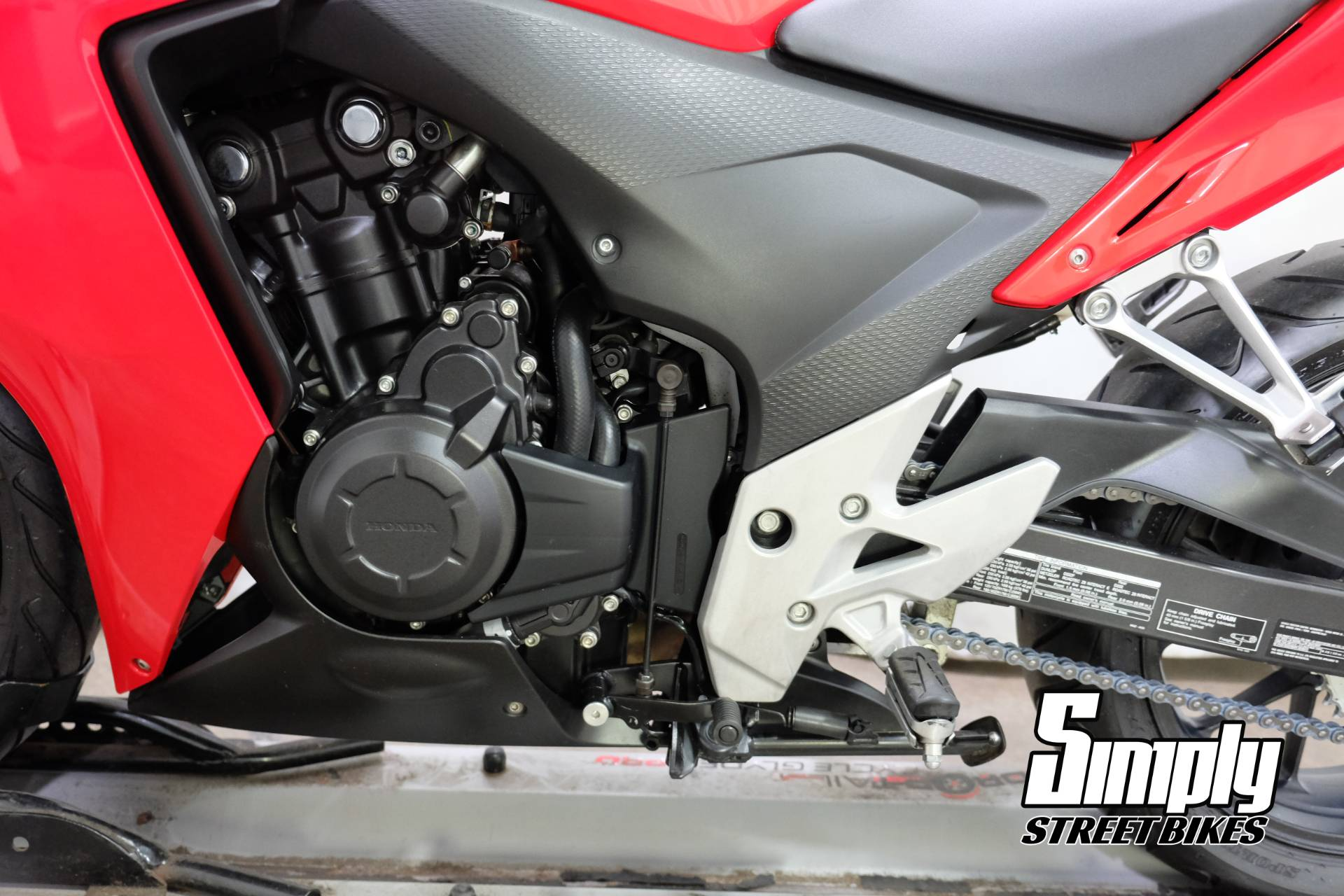 2014 Honda CBR®500R in Eden Prairie, Minnesota - Photo 32