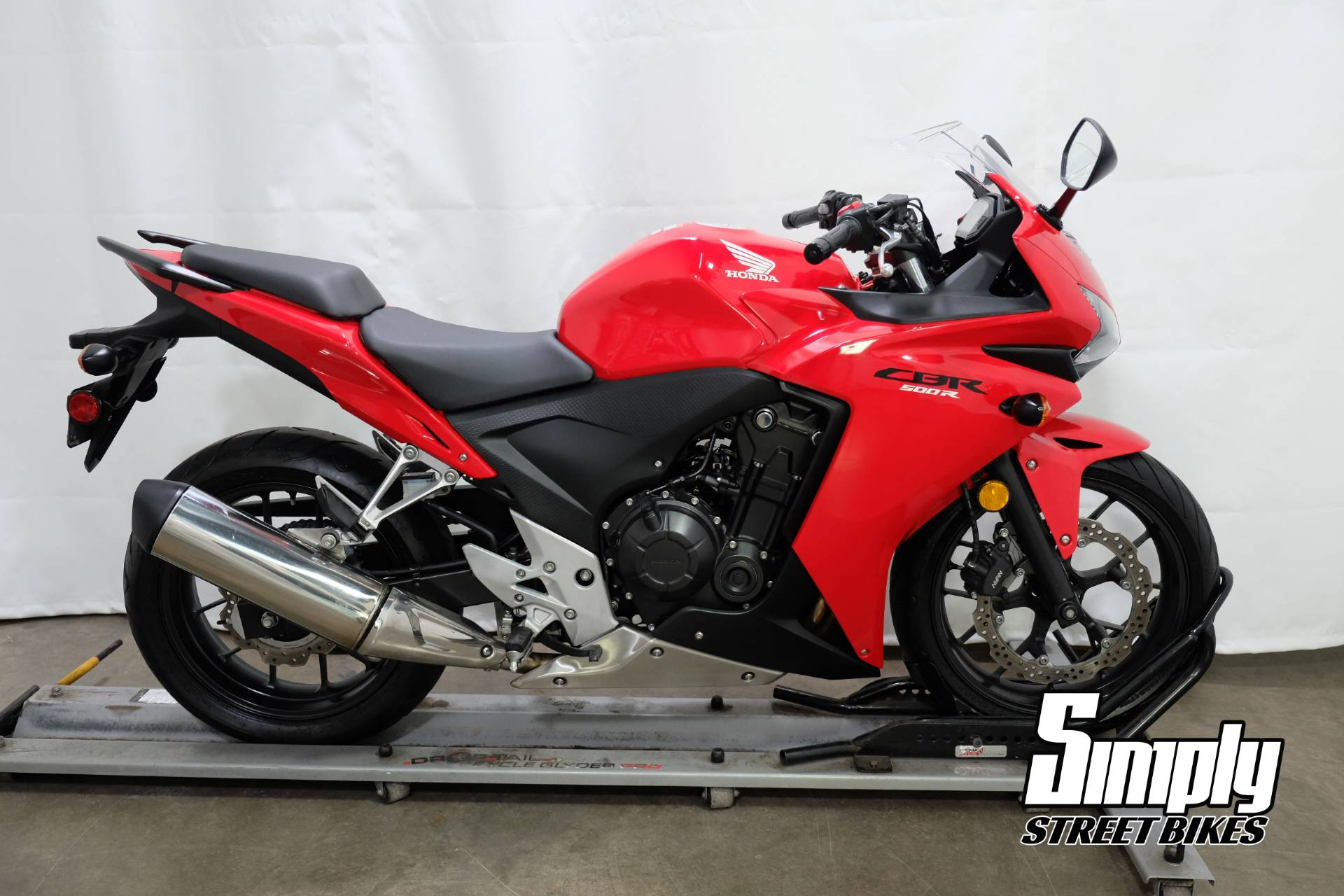 2014 Honda CBR®500R in Eden Prairie, Minnesota - Photo 1