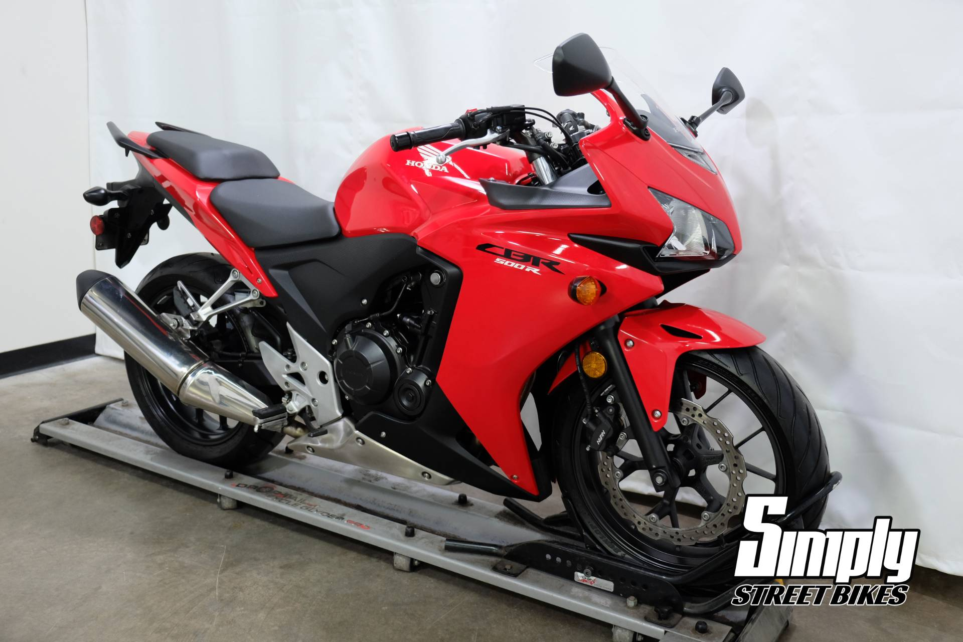 2014 Honda CBR®500R in Eden Prairie, Minnesota - Photo 2