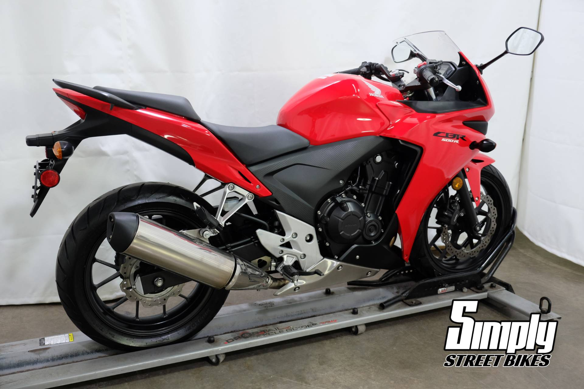 2014 Honda CBR®500R in Eden Prairie, Minnesota - Photo 8