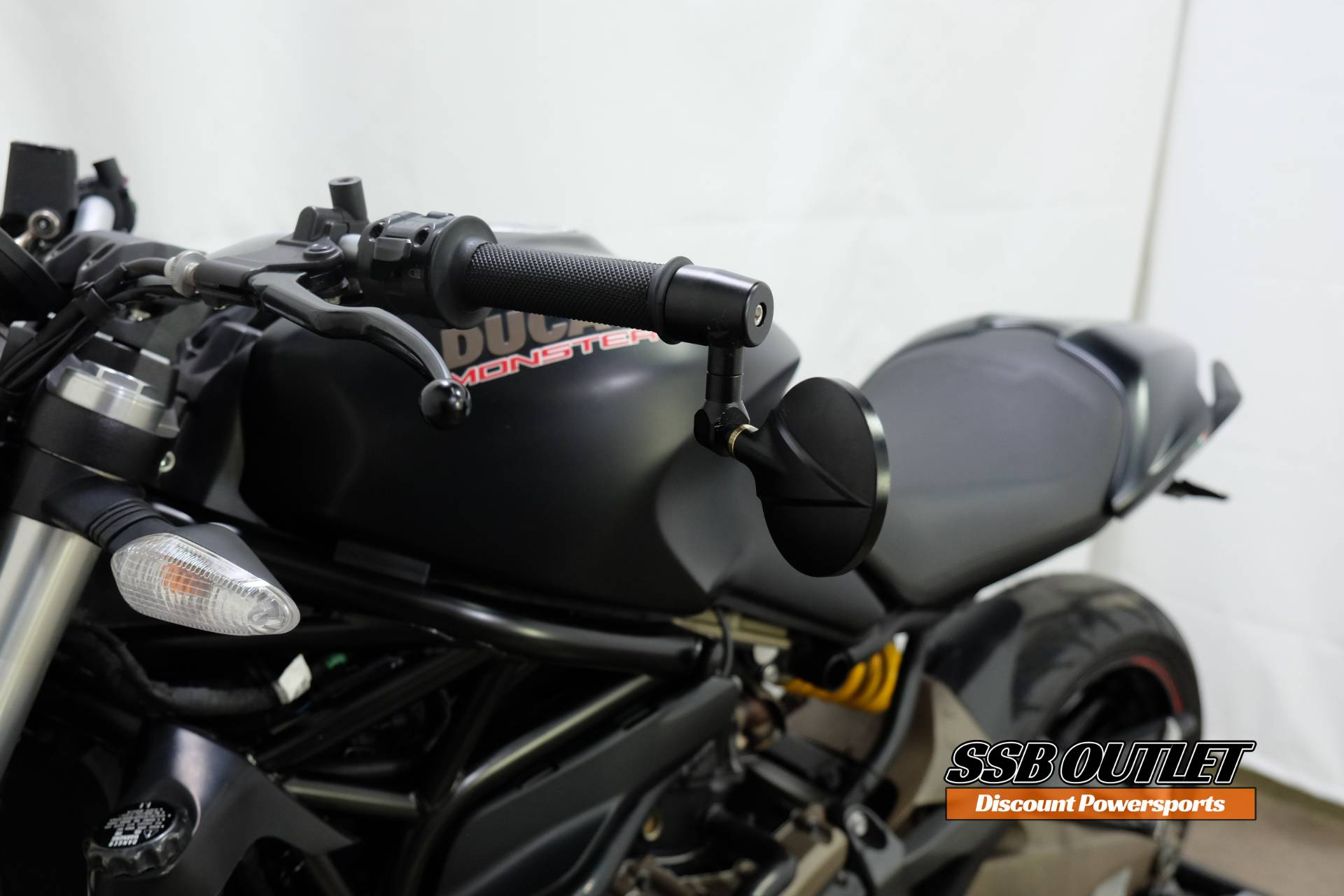 2015 Ducati Monster 821 Dark in Eden Prairie, Minnesota - Photo 14