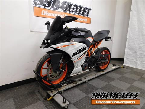 2015 KTM RC 390 in Eden Prairie, Minnesota - Photo 3