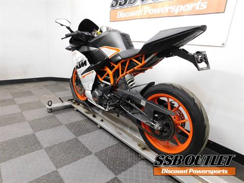2015 KTM RC 390 in Eden Prairie, Minnesota - Photo 5