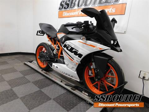 2015 KTM RC 390 in Eden Prairie, Minnesota - Photo 2