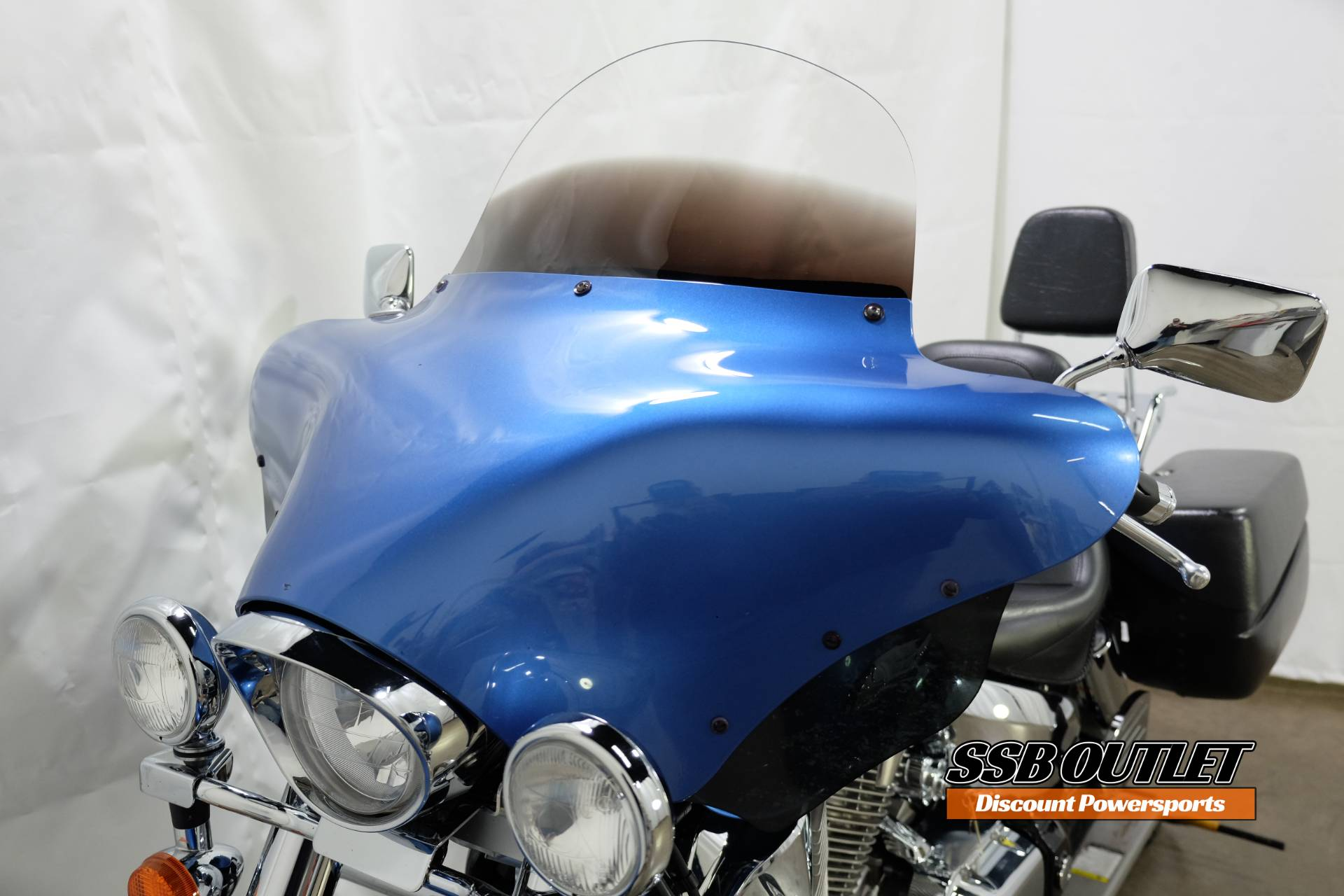 2007 Honda VTX™1300R in Eden Prairie, Minnesota - Photo 20