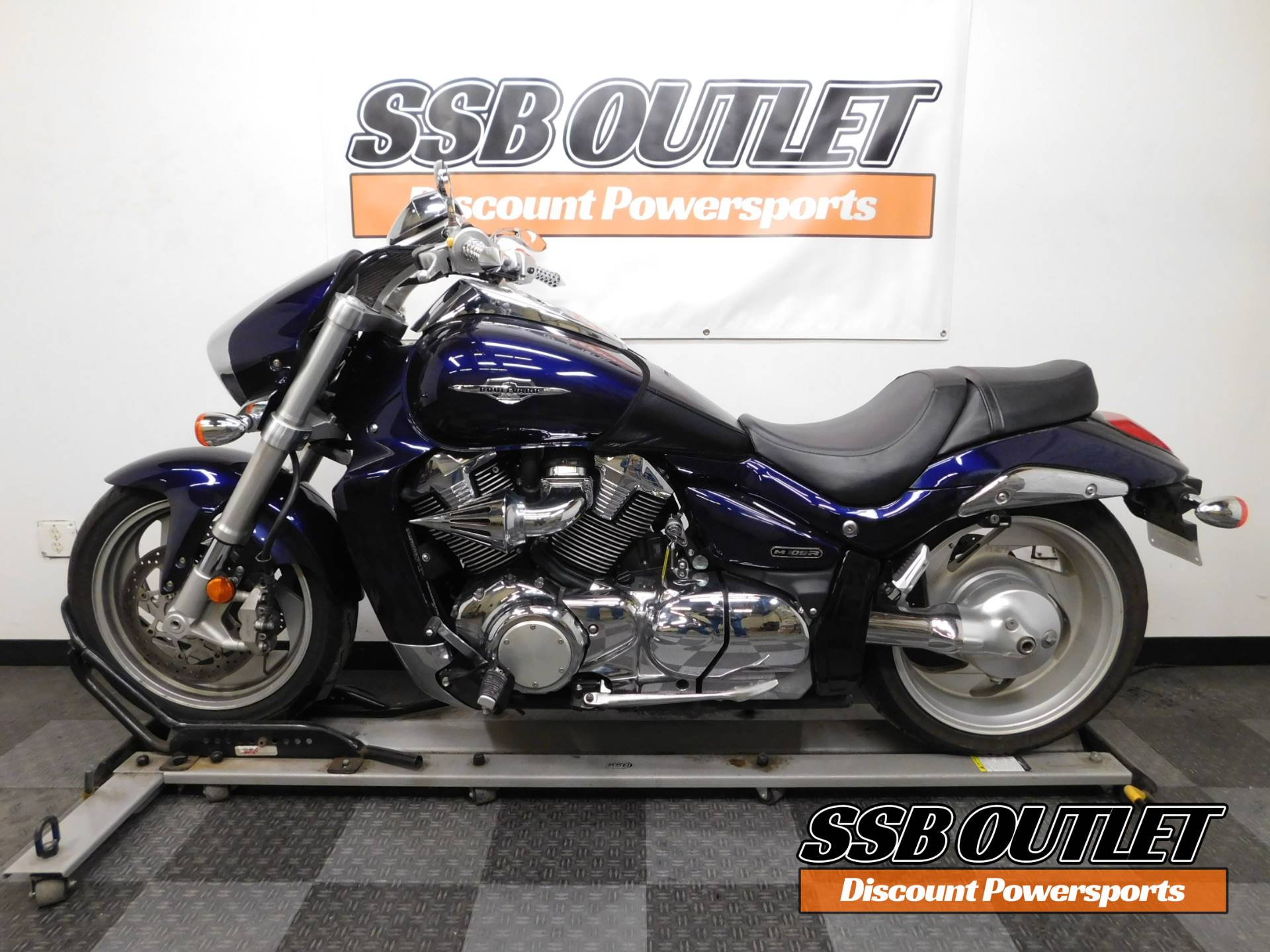 2006 Suzuki Boulevard M109 in Eden Prairie, Minnesota - Photo 4