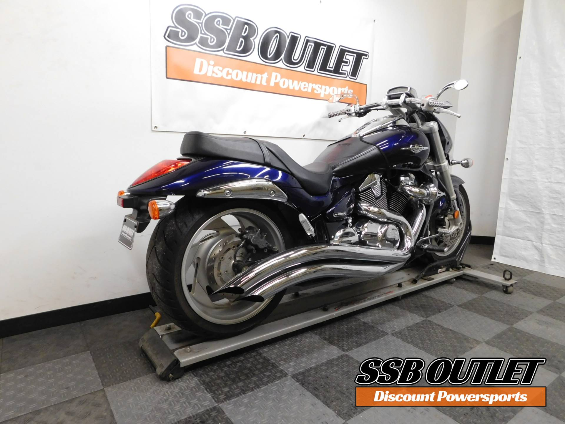 2006 Suzuki Boulevard M109 in Eden Prairie, Minnesota - Photo 6