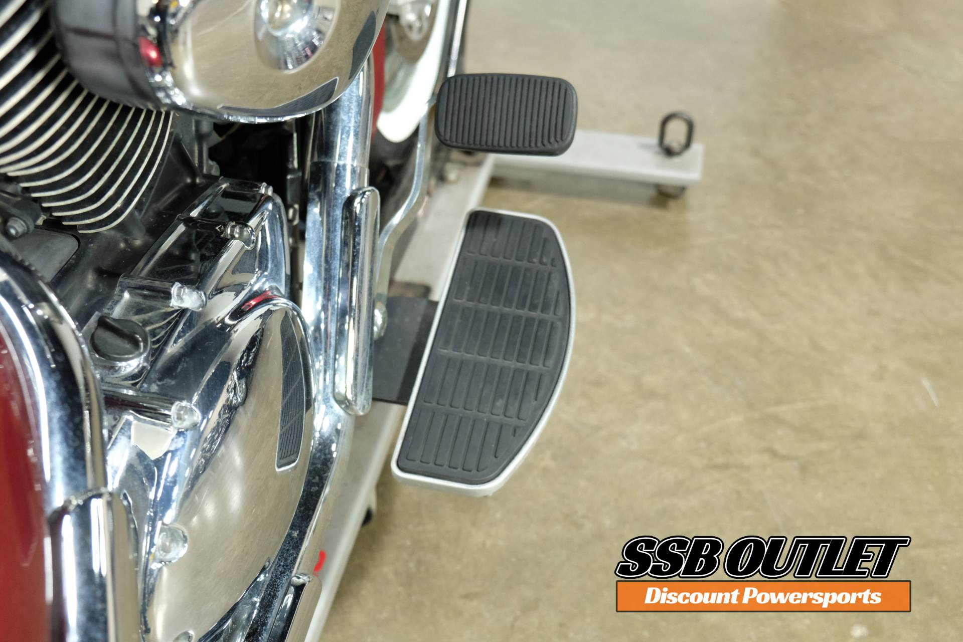 2007 Suzuki Boulevard C50T in Eden Prairie, Minnesota - Photo 9