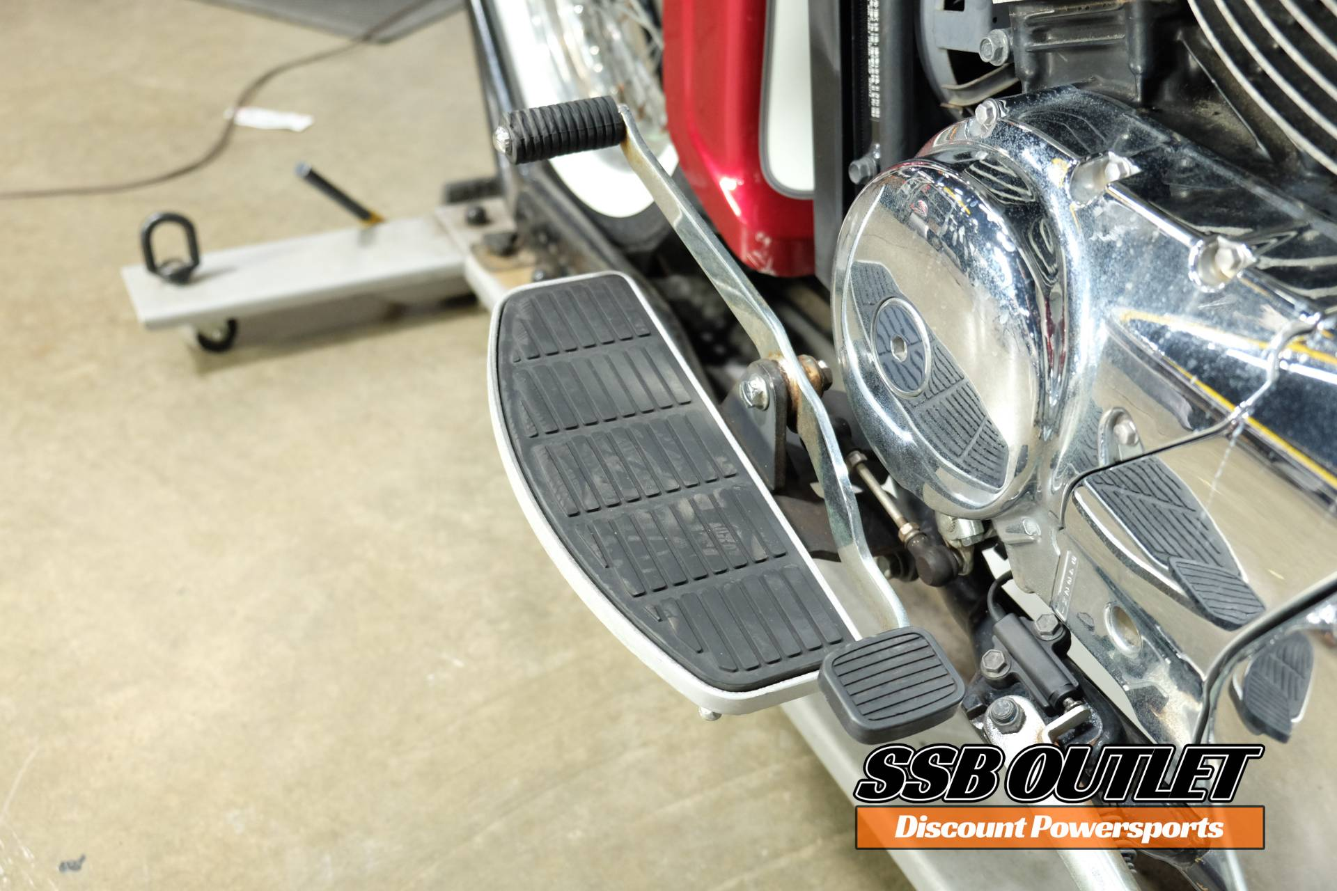 2007 Suzuki Boulevard C50T in Eden Prairie, Minnesota - Photo 13