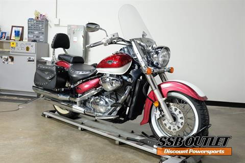 2007 Suzuki Boulevard C50T in Eden Prairie, Minnesota - Photo 2