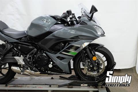 2018 Kawasaki Ninja 650 ABS in Eden Prairie, Minnesota - Photo 19