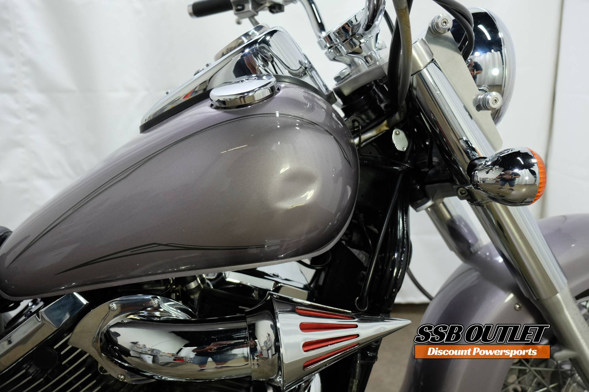 2004 Kawasaki Vulcan® 800 Classic in Eden Prairie, Minnesota - Photo 13