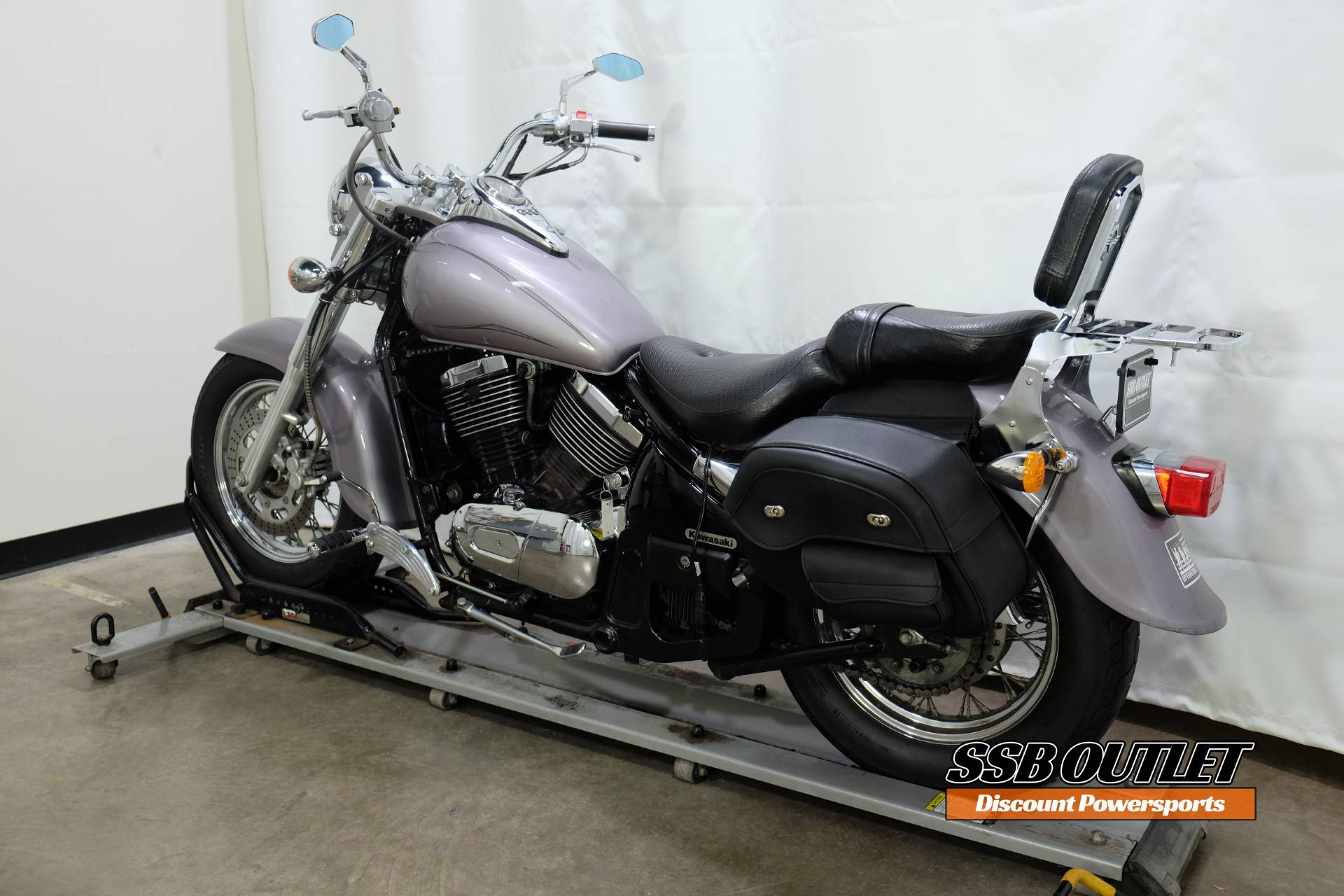 2004 Kawasaki Vulcan® 800 Classic in Eden Prairie, Minnesota - Photo 5