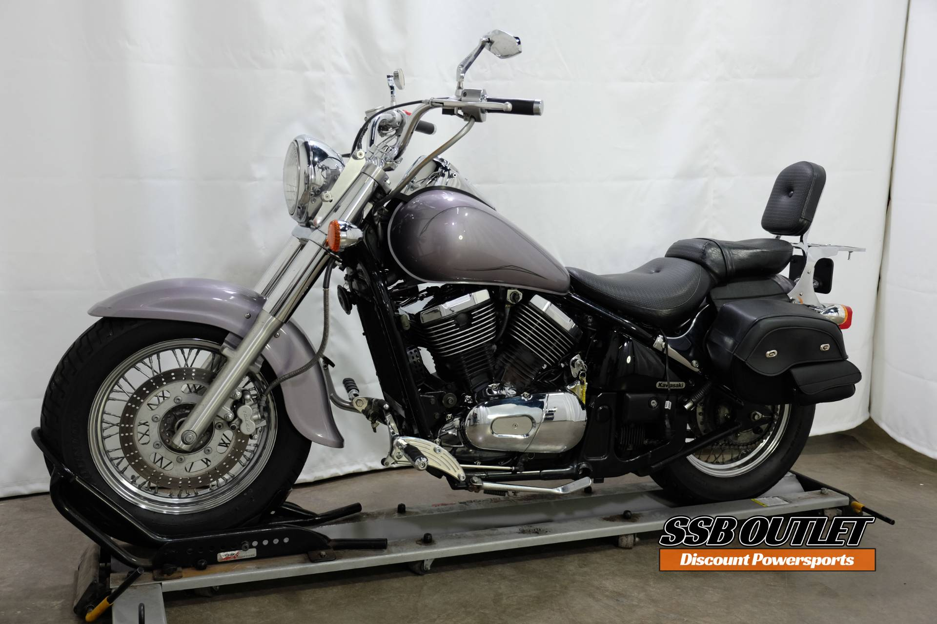 2004 Kawasaki Vulcan® 800 Classic in Eden Prairie, Minnesota - Photo 3