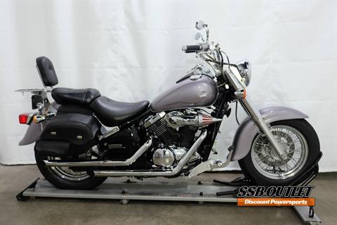 2004 Kawasaki Vulcan® 800 Classic in Eden Prairie, Minnesota - Photo 1