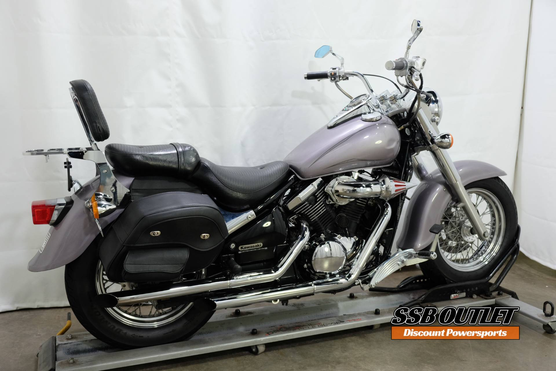 2004 Kawasaki Vulcan® 800 Classic in Eden Prairie, Minnesota - Photo 6