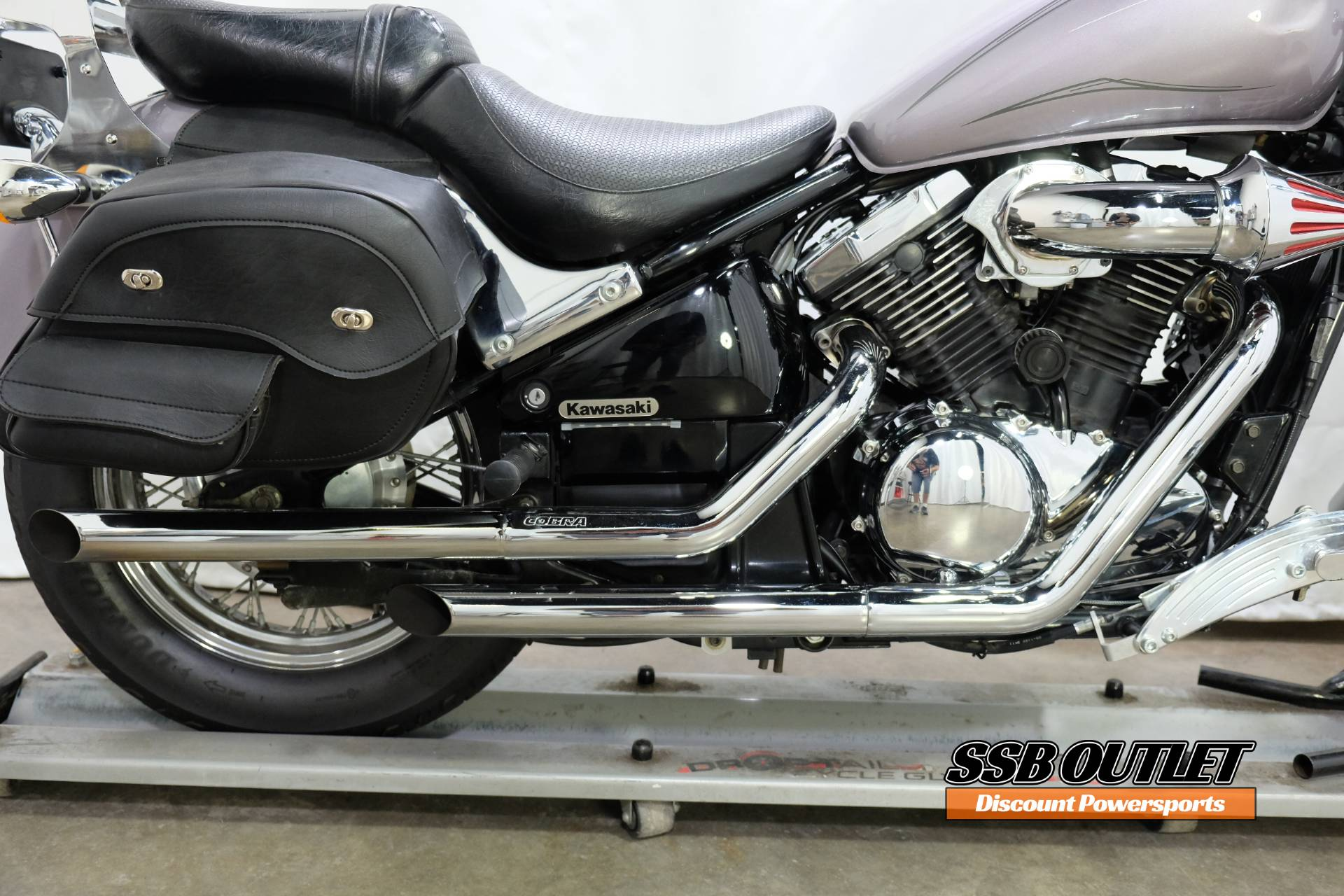 2004 Kawasaki Vulcan® 800 Classic in Eden Prairie, Minnesota - Photo 19