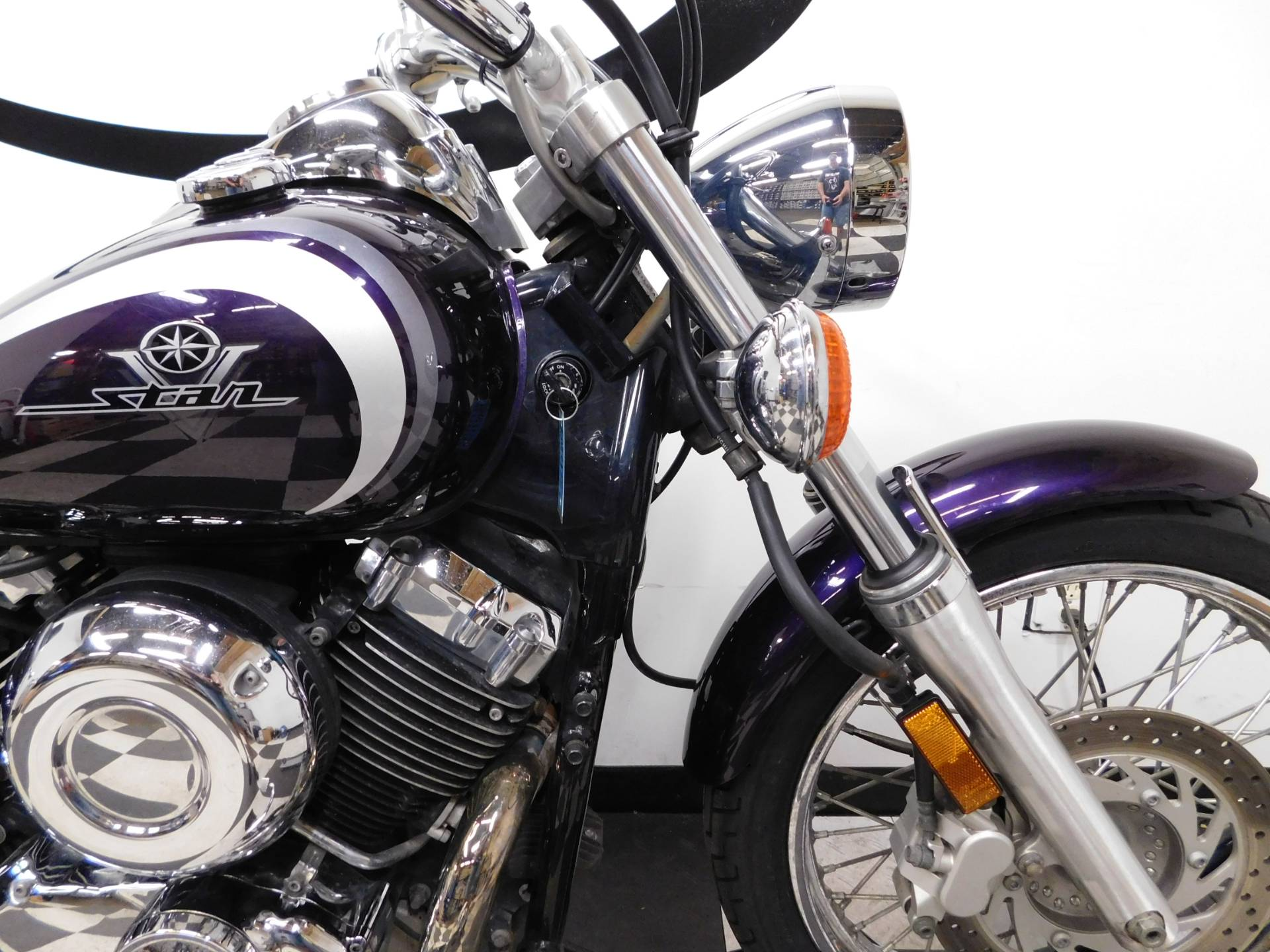 2002 Yamaha V Star  Custom in Eden Prairie, Minnesota