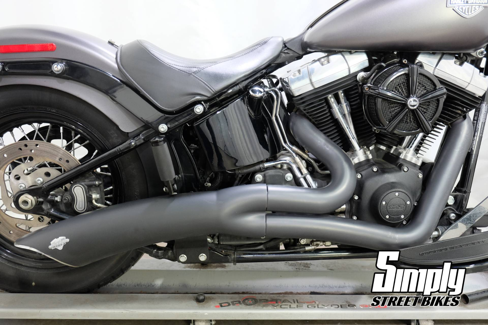 2013 Harley-Davidson Softail Slim in Eden Prairie, Minnesota - Photo 20