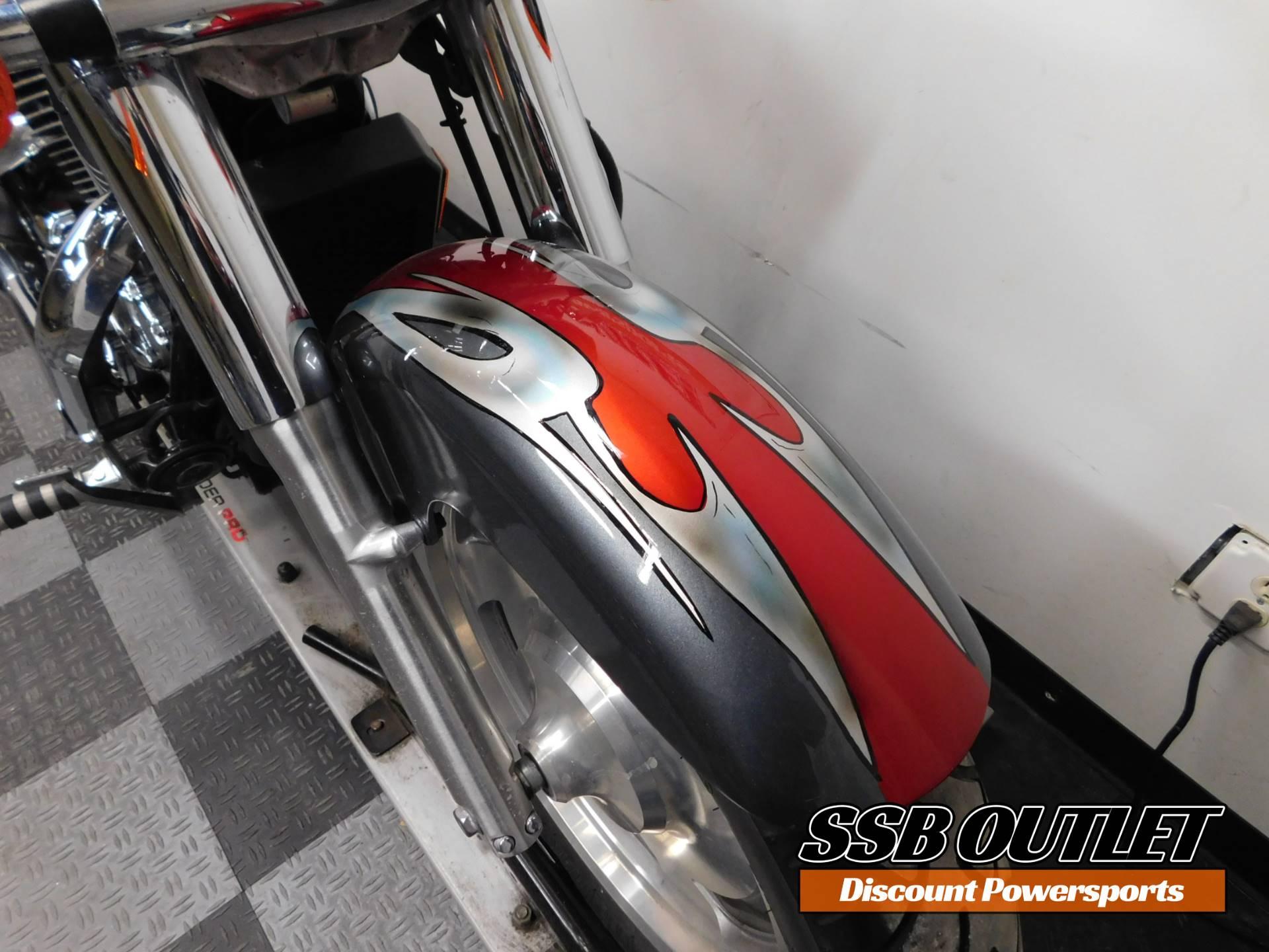2006 Honda Shadow Spirit 9