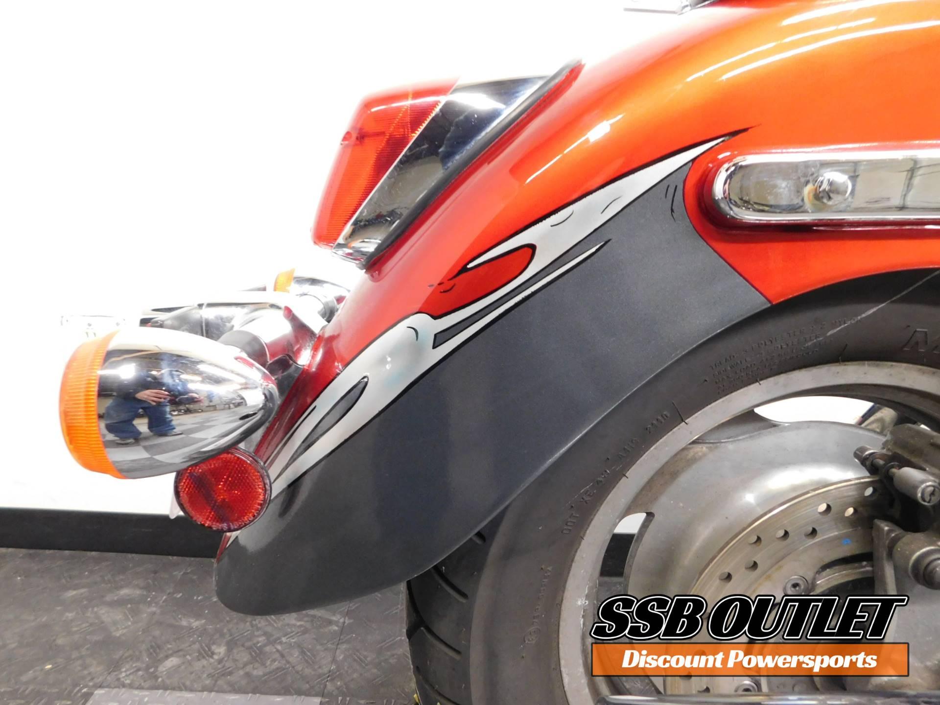 2006 Honda Shadow Spirit 10