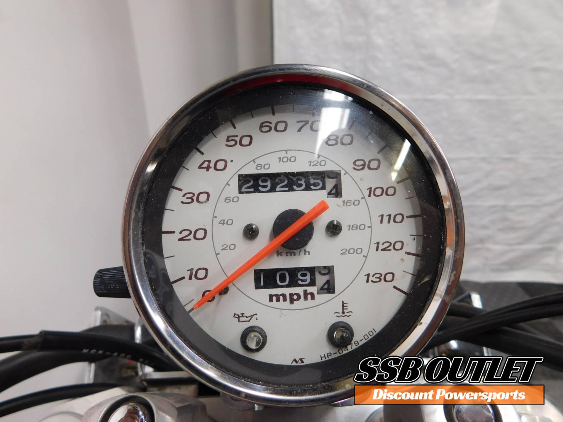 2006 Honda Shadow Spirit 12
