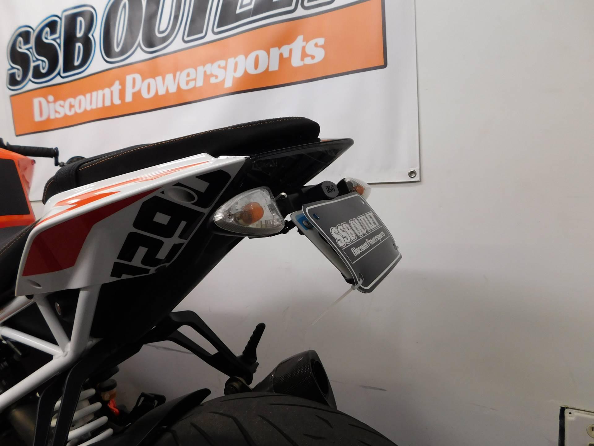 2015 KTM 1290 Super Duke R 8