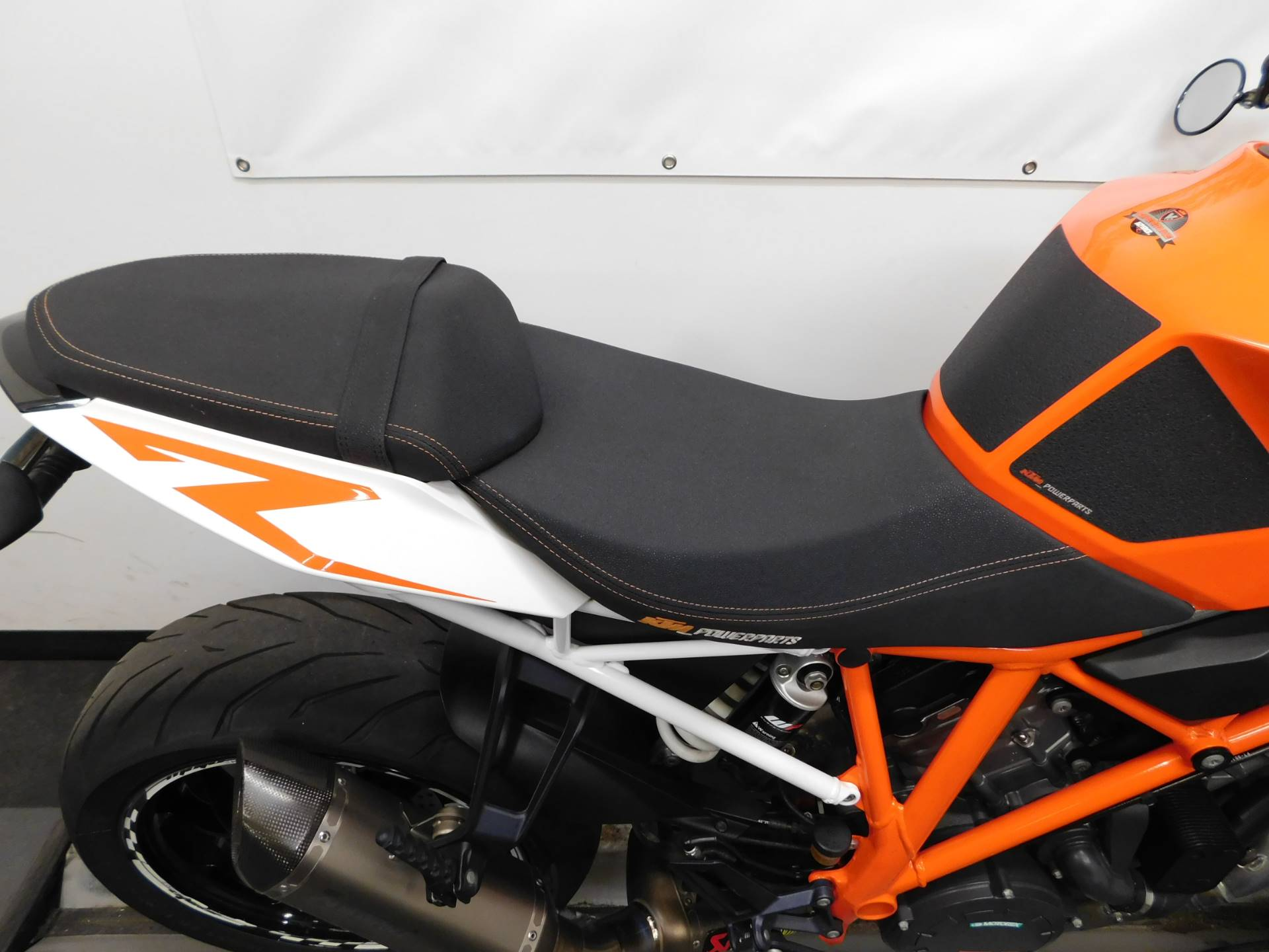 2015 KTM 1290 Super Duke R 12