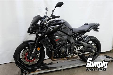 2017 Yamaha FZ-10 in Eden Prairie, Minnesota - Photo 4