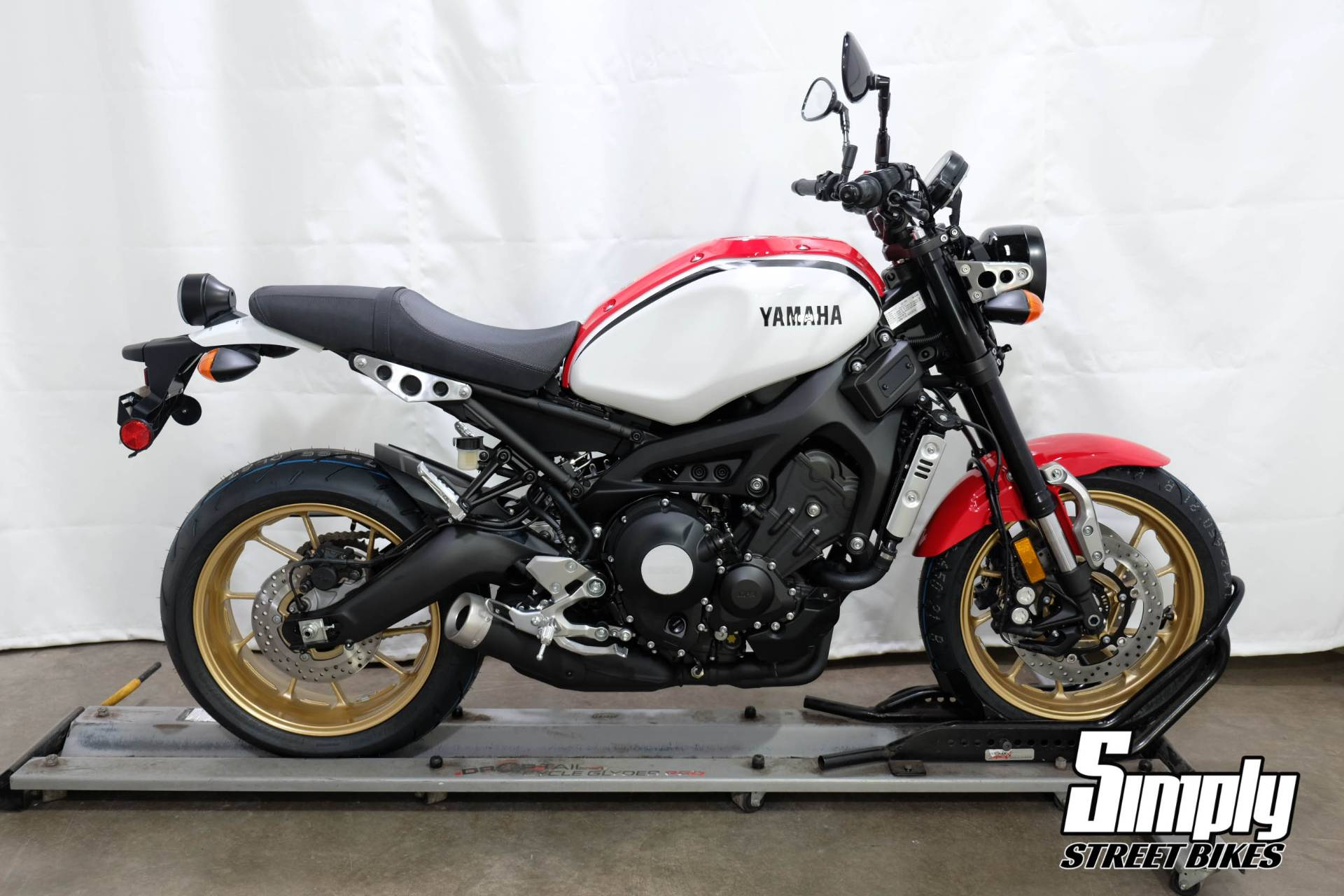 2020 Yamaha XSR900 in Eden Prairie, Minnesota - Photo 1