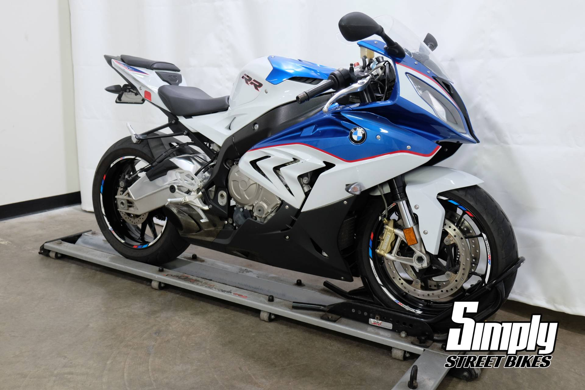 2015 BMW S 1000 RR in Eden Prairie, Minnesota - Photo 2