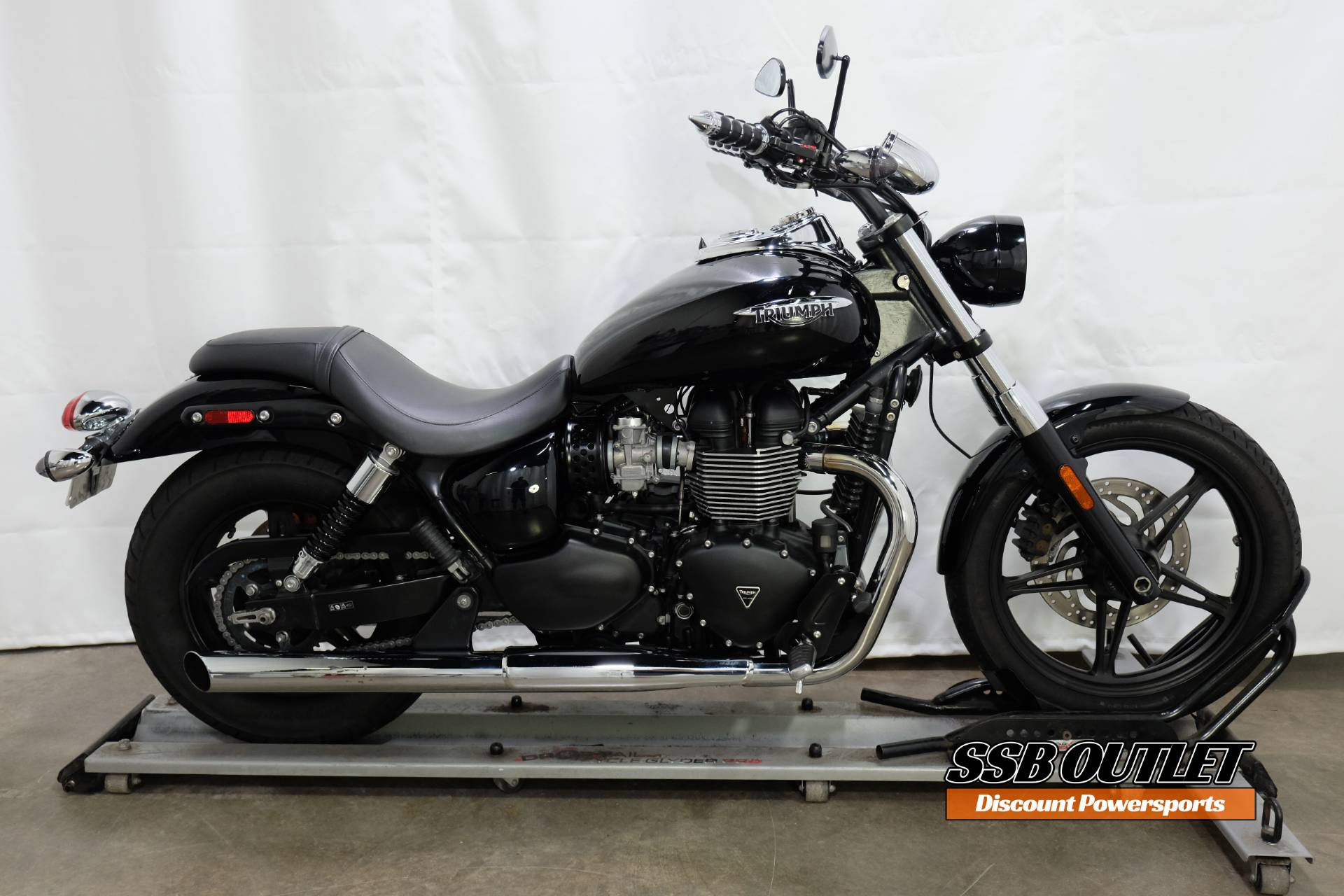 2014 Triumph Speedmaster in Eden Prairie, Minnesota - Photo 1