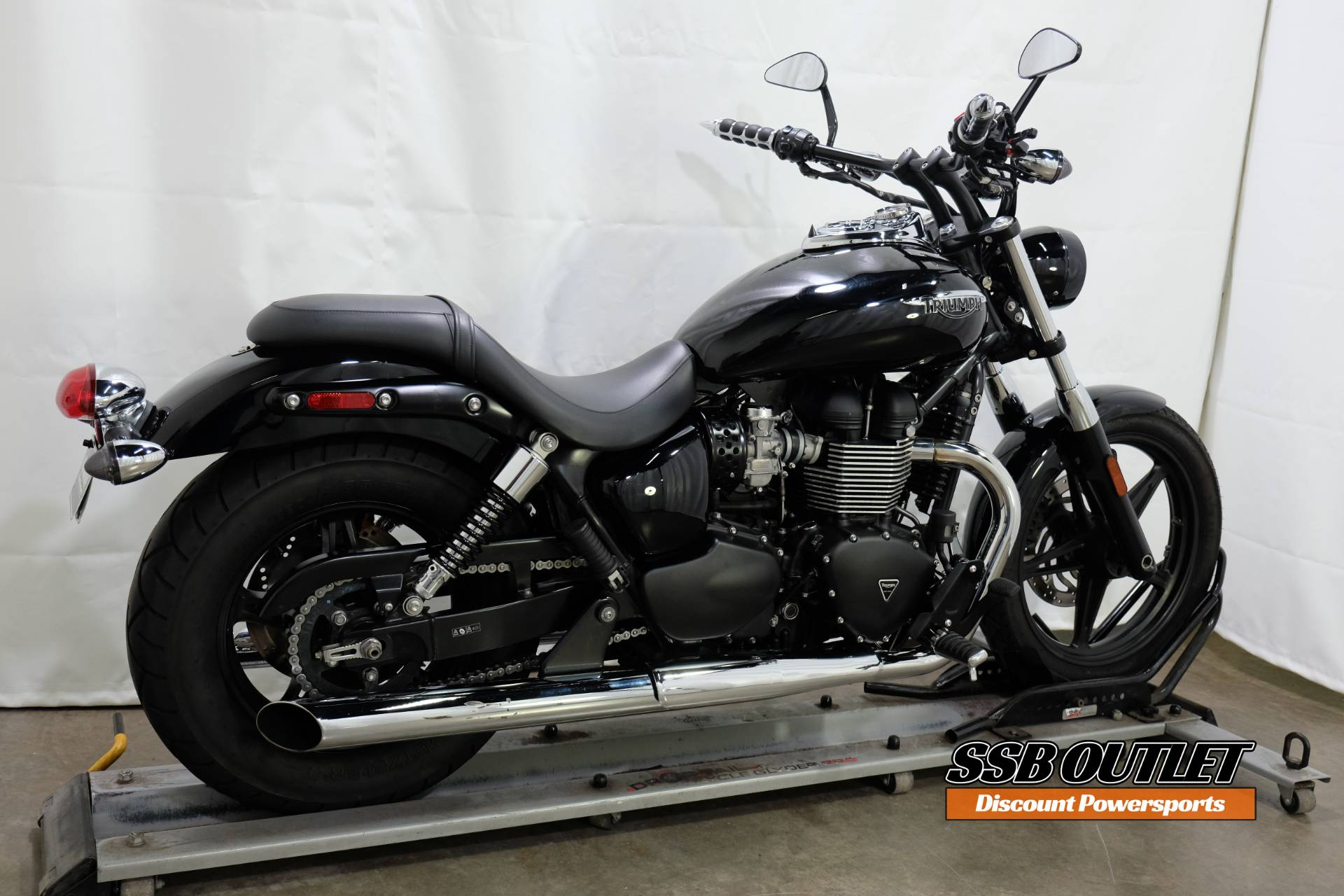 2014 Triumph Speedmaster in Eden Prairie, Minnesota - Photo 6
