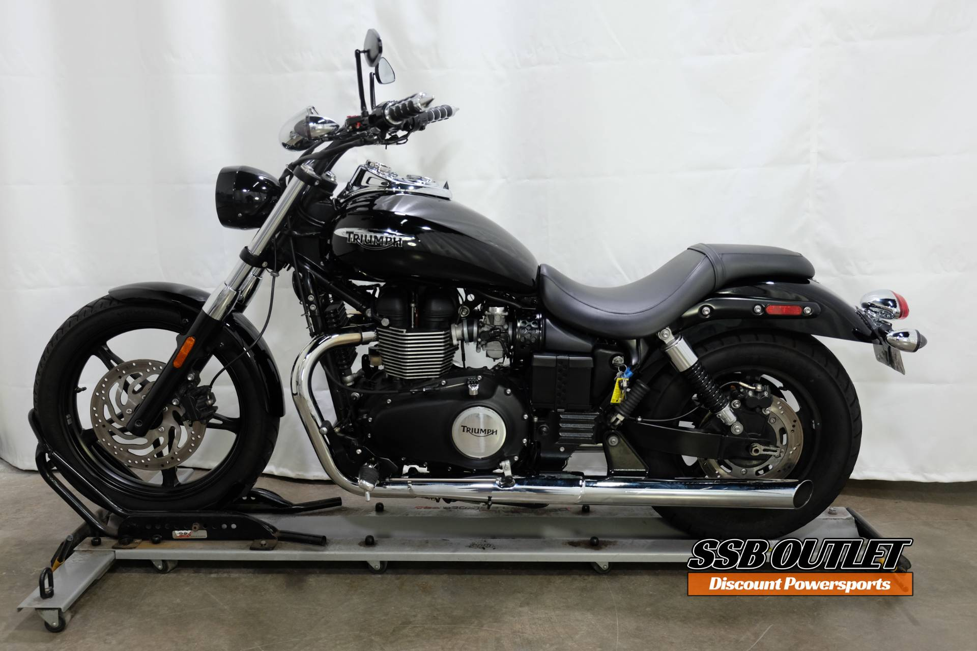 2014 Triumph Speedmaster in Eden Prairie, Minnesota - Photo 4