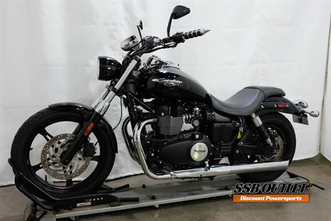 2014 Triumph Speedmaster in Eden Prairie, Minnesota - Photo 3