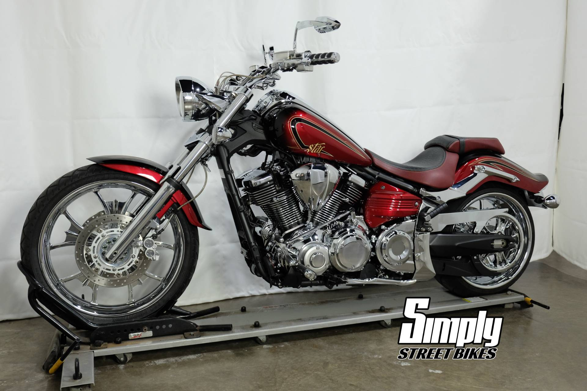 2013 Yamaha Raider SCL in Eden Prairie, Minnesota - Photo 1