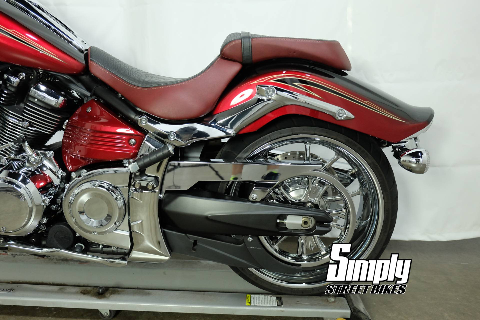 2013 Yamaha Raider SCL in Eden Prairie, Minnesota - Photo 29