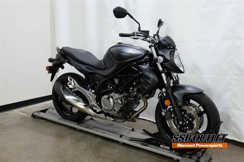 2013 Suzuki SFV650 in Eden Prairie, Minnesota - Photo 2
